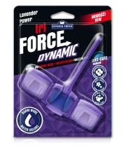 General Fresh - TRI-FORCE DYNAMIC - Lavender Power - Zawieszka do wc